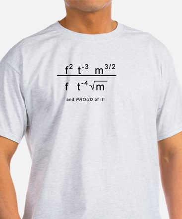 FTM and Proud, Nerd Style! T-Shirt