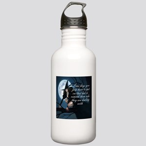 witch humor Stainless Water Bottle 1.0L