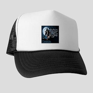 witch humor Trucker Hat