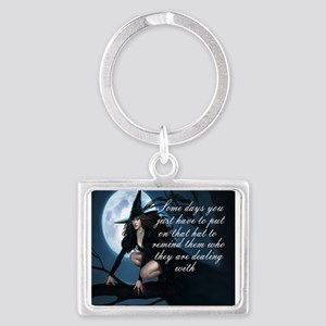witch humor Keychains