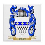 Pauler Tile Coaster