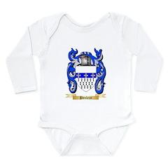 Paulazzi Long Sleeve Infant Bodysuit