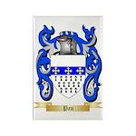 Pau Rectangle Magnet (100 pack)
