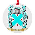 Patullo Round Ornament