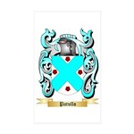Patullo Sticker (Rectangle 50 pk)