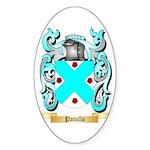Patullo Sticker (Oval 50 pk)
