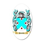 Patullo 35x21 Oval Wall Decal