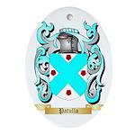 Patullo Oval Ornament