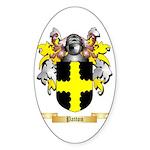 Patton Sticker (Oval)