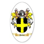 Patton Sticker (Oval 10 pk)