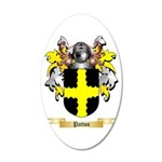 Patton 20x12 Oval Wall Decal