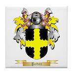 Patton Tile Coaster