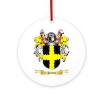Patton Round Ornament