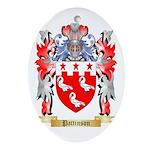 Pattinson Oval Ornament