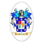 Pattino Sticker (Oval 50 pk)
