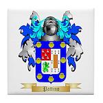 Pattino Tile Coaster