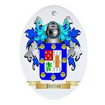 Pattino Oval Ornament