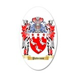Patterson 20x12 Oval Wall Decal