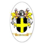 Patten Sticker (Oval 10 pk)