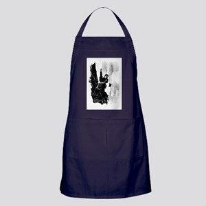 The Adventures of Sherlock Holmes Apron (dark)