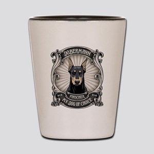 Dog of Choice III Shot Glass