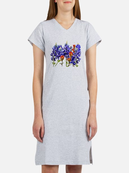 Cute Russell Women's Nightshirt