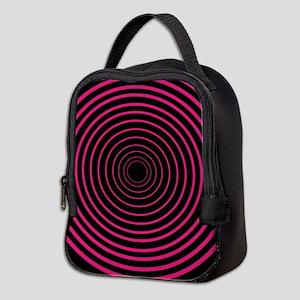 Pink Zone Neoprene Lunch Bag