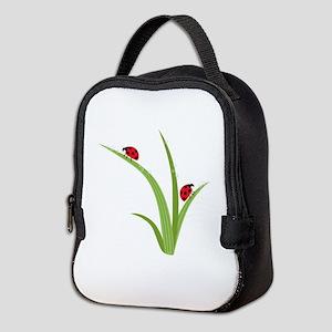 Ladybugs Neoprene Lunch Bag