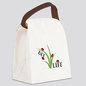 Bug Life Canvas Lunch Bag