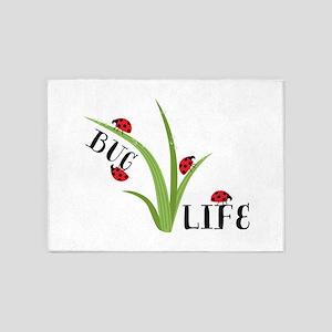 Bug Life 5'x7'Area Rug