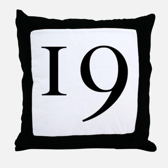 """""""19"""" Throw Pillow"""