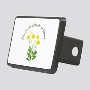 The Earth Laughs Hitch Cover