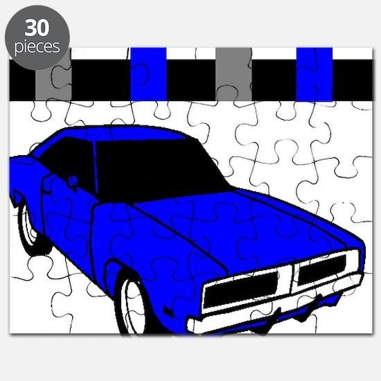 1969 Dodge Challenger Puzzle