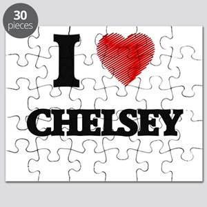 I Love Chelsey Puzzle