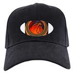 Red Raptor Logo Baseball Hat