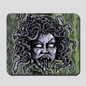 Head of Medusa Mousepad