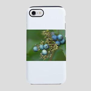 Blue Berries in Sturbridge Massachusetts iPhone 8/