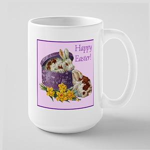 Happy Easter Large Mug