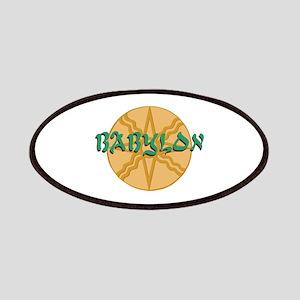 Babylon Star Patch