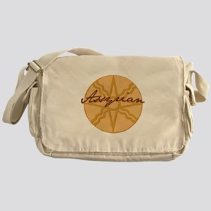 Assyrian Messenger Bag