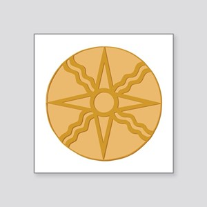 Star of Shamash Sticker