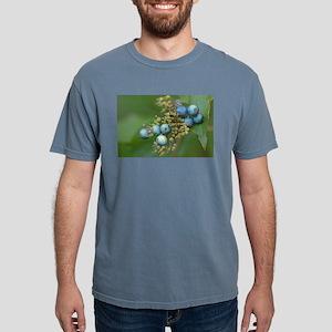 Blue Berries in Sturbridge Massachusetts T-Shirt