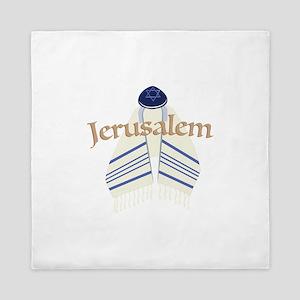 Jerusalem Queen Duvet
