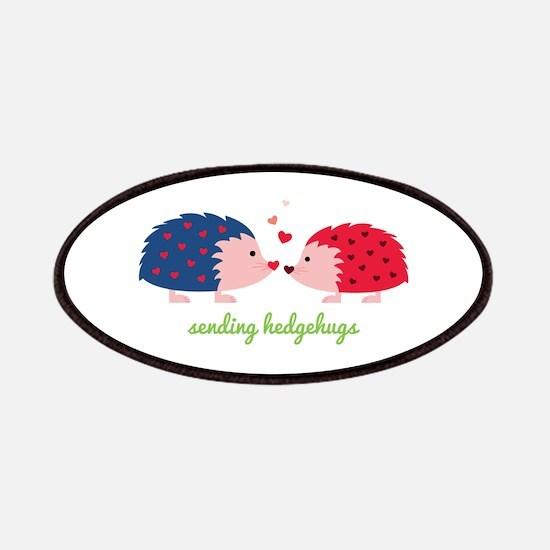 Sending Hedgehugs Patch