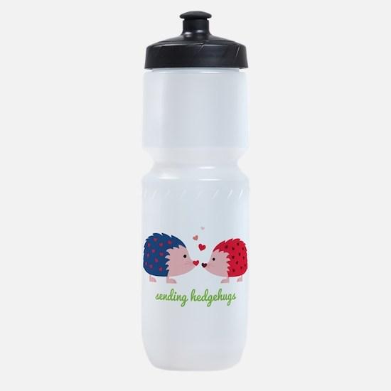 Sending Hedgehugs Sports Bottle