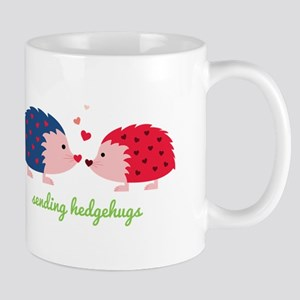 Sending Hedgehugs Mugs