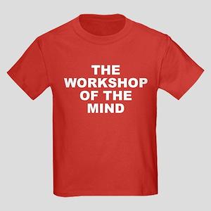 The Workshop Of The Mind Kids Dark T-Shirt