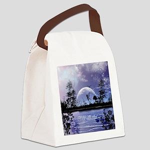 Cute fairy Canvas Lunch Bag