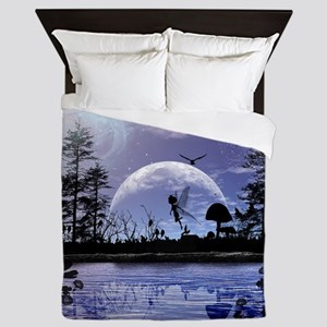 Cute fairy Queen Duvet