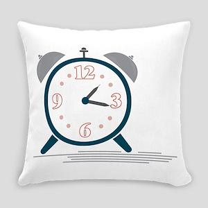 Alarm Clock Everyday Pillow